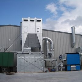 O'Brien Dust Systems